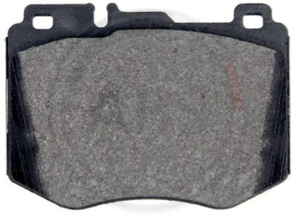 A.B.S. 35064 brake pad set, disc brakes for front axle of Mercedes-Benz