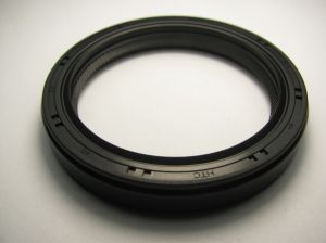 Oil seal AS 48x62x9 L ACM NOK AHS070-A0, for transmission, rear bearing retainer of Toyota, OEM 90311-48011